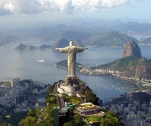brazil, rio, and rio de janeiro image