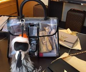bags, karl lagerfeld, and karlito image