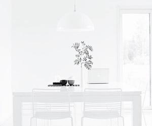 interior, white, and beautiful image