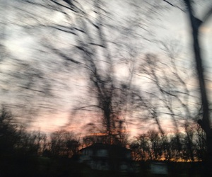 aesthetic, blur, and blurry image