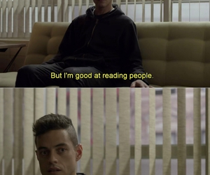 anxiety, life, and mr robot image