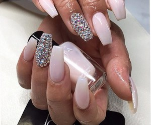 fashion, nails, and nails art image