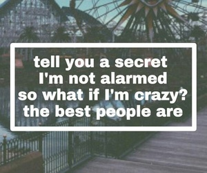 melanie martinez, mad hatter, and quote image