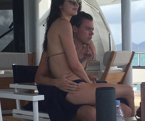 Harry Styles, kendall jenner, and hendall image