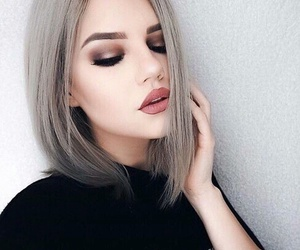 hair, makeup, and beauty image