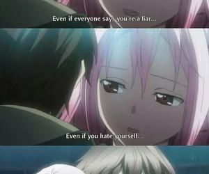 guilty crown, anime, and inori yuzuriha image