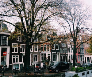 amsterdam, authentic, and black image