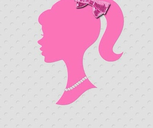 wallpaper, barbie, and pink image