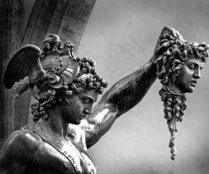 art, italy, and benvenuto cellini image