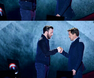 civil war, captain america, and chris evans image