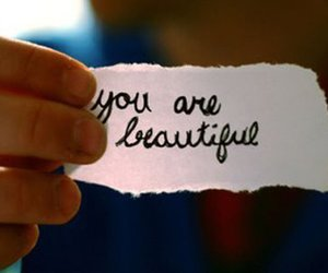beautiful, you, and quotes image