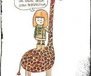 frases and giraffe image