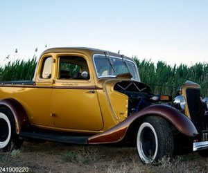 1934, hot rods, and coupe ute image