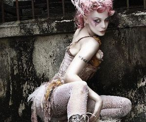 Emilie Autumn and pink image