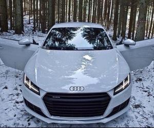 audi, cars, and mine image