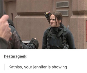funny and the hunger games image