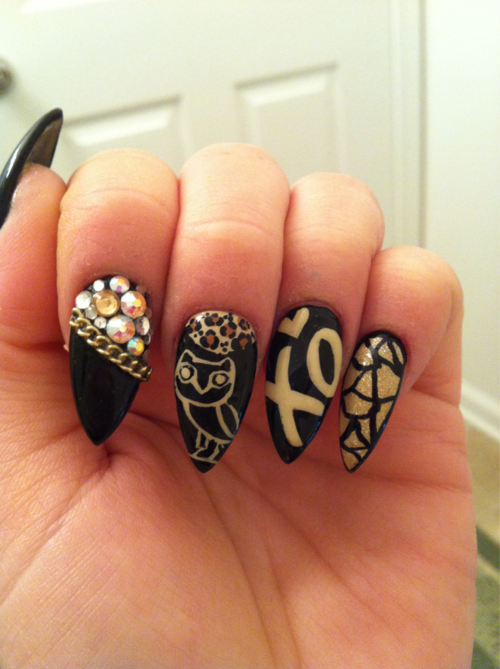 1000 Images About Nail Art On We Heart It See More About Nails