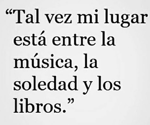 libros and musica image