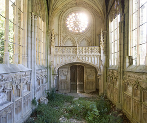 5d, abandon, and eerie image