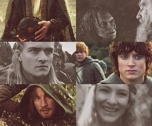 Legolas, LOTR, and aragorn image
