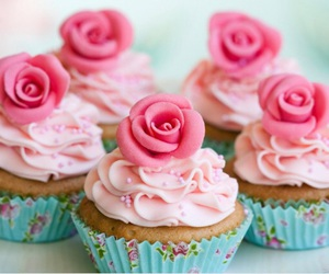 cakes and pink image