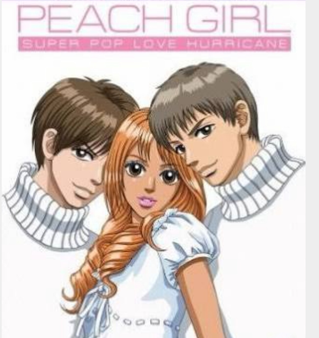 Peach girl shared by manga lover on we heart it
