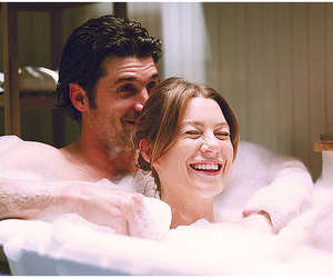 2005, happy, and meredith grey image