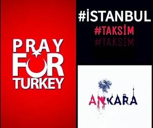 istanbul, terror, and ankara image