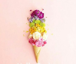 colorful and ice cream image