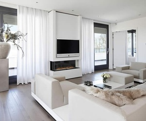 luxury, house, and interior image