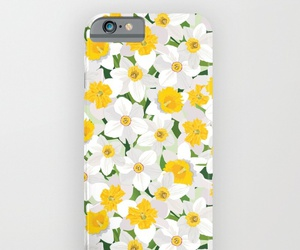 flowers floral, phone case, and woman girly image
