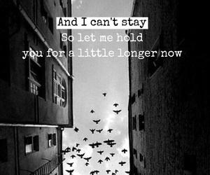 easel, hold, and Lyrics image