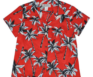hawaii shirt, hawaiian shirts, and women hawaii shirts image