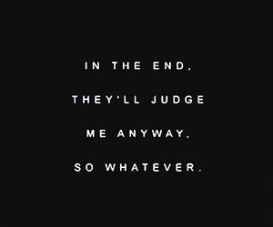 quotes, judge, and whatever image