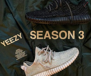 yeezy and green image