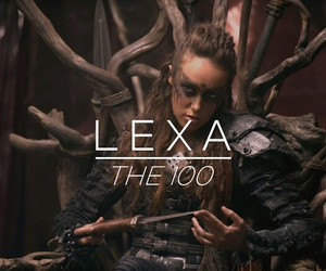 serie, the 100, and series tv image