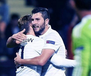 france, football, and gignac image