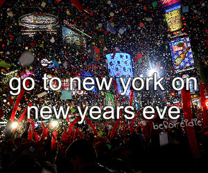 new york, before i die, and ny image