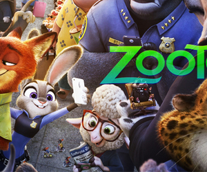 dsiney and zootopia image