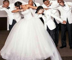 wedding and dab image