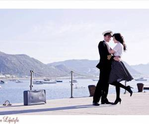 couple, fashion, and photography image
