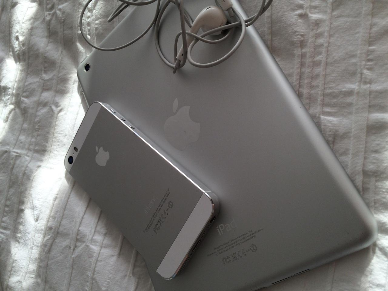 apple, pastel, and ipad image