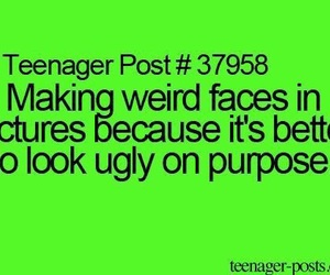 funny, picture, and teenager post image