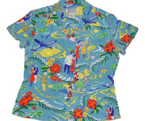 fashion, shopping, and hawaiian shirt image