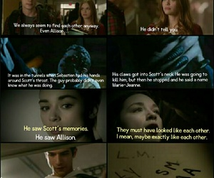 memory, series, and teen wolf image