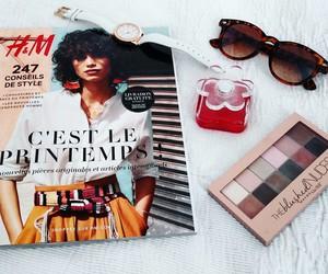 fashion, H&M, and magazine image