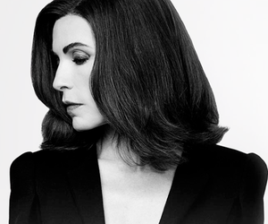julianna margulies, the good wife, and alicia florrick image