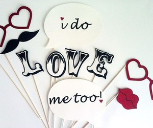 word and love image