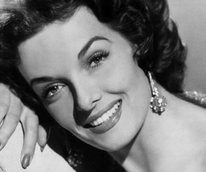 Jane Russell, vintage, and woman image