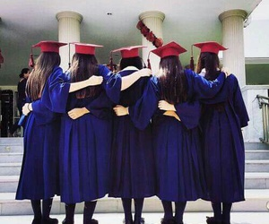 friendship, goals, and graduation image